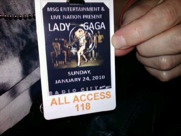 Lady Gaga All Access