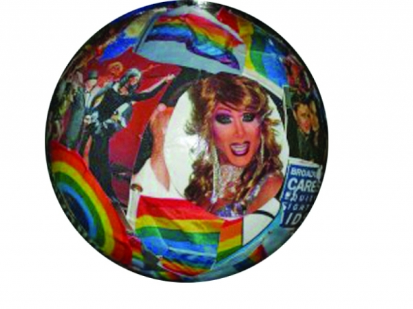 Hedda Lettuce Ornament