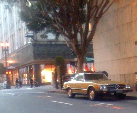 SF Mercedes