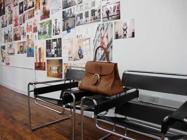 Delvaux Handbag