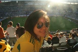Caroline Lee 2010 World Cup
