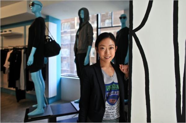 Tomoko Ogura, Fashion Director - Barneys New York CO-OP
