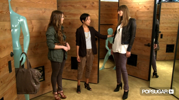 Barneys CO-OP & FabSugarTV Show You How To Wear Cargo Pants!