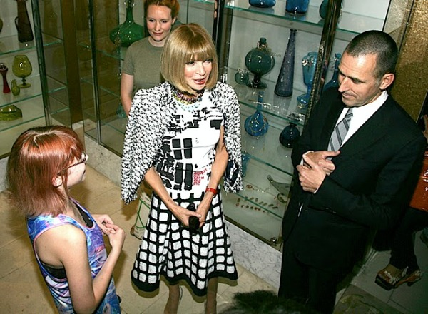 Anna Wintour - Fashion's Night Out