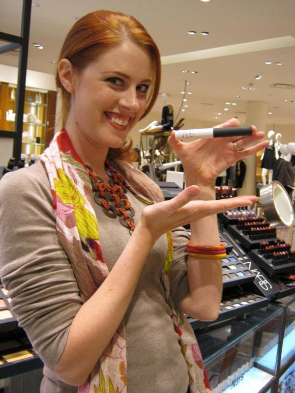Dana Dodson Resident Makeup Artist, Copley