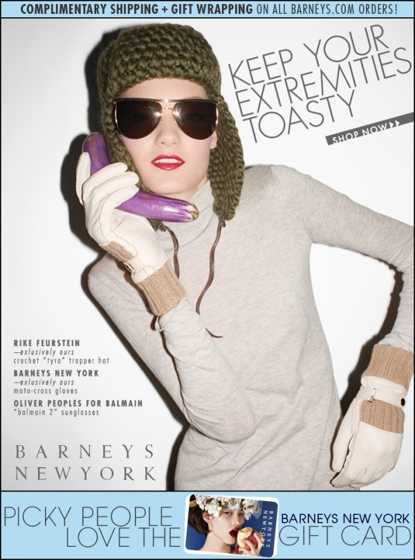 Barneys New York - Cyber Monday