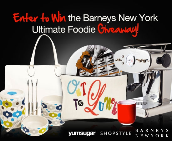 Ultimate Foodie Giveaway