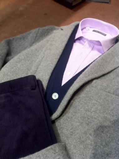 Ralph Lauren Purple Label Sport Jacket, Shirt and Pants